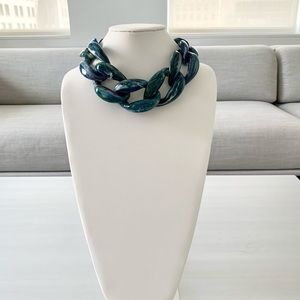 Blue-Green Diana Broussard Nate Necklace